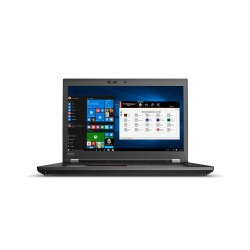 Lenovo Notebook Thinkpad P72 20MB000FPB W10Pro i78850H|8GB+8GB|512GB|P3200 6GB|17.3 UHD|3YRS OS