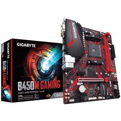 Gigabyte Płyta główna B450M GAMING AM4 2DDR4 M.2|DSUB|DVI|HDMI uATX