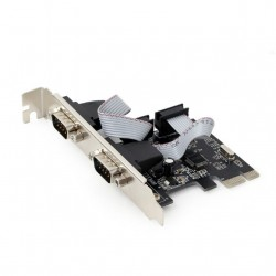 Gembird Karta PCI Express| 2porty RS232|2MBps