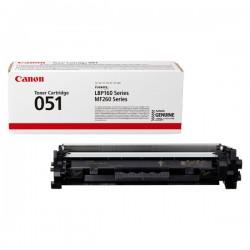 Canon oryginalny toner CRG051, black, 1700s, 2168C002, Canon LBP162dw, MF269dw, MF267dw, MF264dw
