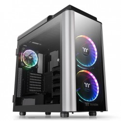 Thermaltake Obudowa LEVEL 20 GT RGB Riing Plus EATX Full Tower Tempered Glass  czarna