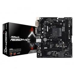 ASRock Płyta główna AB350MHDV R3 AM4 2DDR4 DSUB|DVI|HDMI mATX