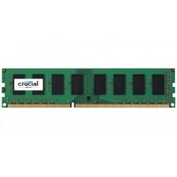 Crucial Pamięć serwerowa DDR3L  8GB|1600(1* 8) ECC      UDIMM