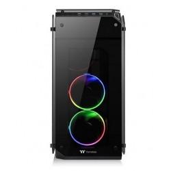 Thermaltake View 71 RGB Riing Tempered Glass  Black