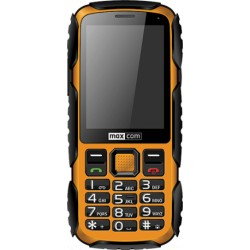 Maxcom Telefon MM 920 STRONG IP67 ŻÓŁTY