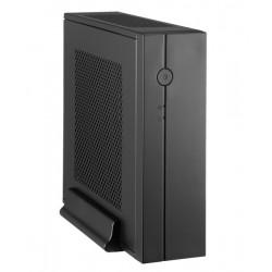 Chieftec Obudowa IX03BOP mini ITX Aluminium Panel