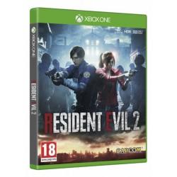 Cenega Gra Xbox One Resident Evil 2