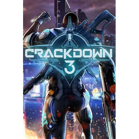 MS Xbox One Game Crackdown 3