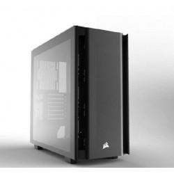Corsair Obsidian Series 500D Premium MidTower Case, Premium Tempered Glass and Aluminum