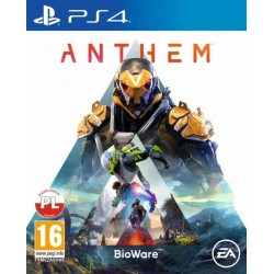 EA Gra PS4 ANTHEM