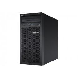 Lenovo Serwer ThinkSystem ST50, 1xIntel Xeon E2124G 4+2C 3.4GHz 71W, 1x8GB,  1Rx8, SW RD, 7Y48A008EA