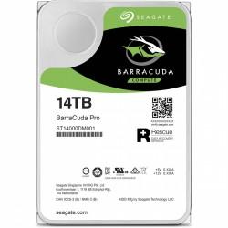 Seagate Dysk BarraCuda 14TB Pro SATA ST14000DM001