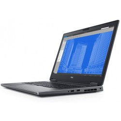 Dell Notebook Precision M7730 Win10Pro i78850H|512GB SSD|16GB|P3200|17,3 FHD|FPR|SCR|3Y NBD
