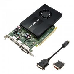 PNY NVIDIA QuadroK2200 4GB PCIE X16 GEN2 VCQK2200PB