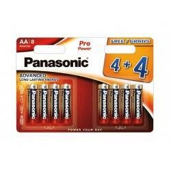 Baterie Alkaliczne Panasonic Pro Power LR6/AA 8szt
