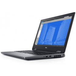 Dell Notebook Precision  M7530 Win10Pro  i78850H|512GB SSD|16GB|P3200|15,6 FHD|FPR|SCR|3Y NBD