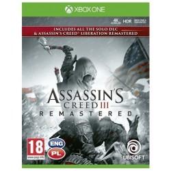 UbiSoft Gra XboxOne Assassins Creed 3 + Liberation Remaster