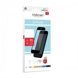 MyScreen Protector Szkło ochronne LiteGlass Edge FullGlue Apple iPhone 6 S czarne