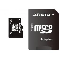 Adata microSD 16GB class4 + adapter