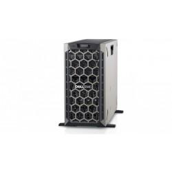 Dell #Dell T440 Silver 4110 16GB H730P+ 600GB  3Y