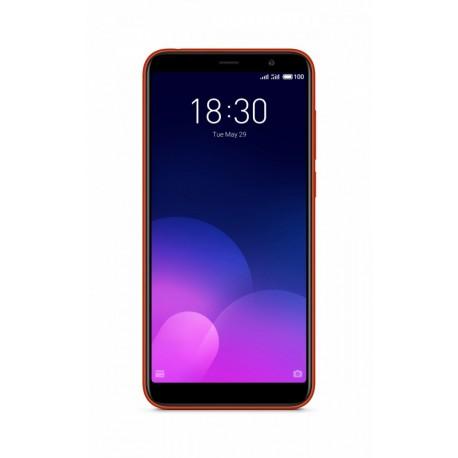 MEIZU Smartfon Meizu M6T 2 16GB czerwony