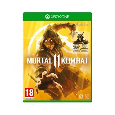 Cenega Gra Xbox One Mortal Kombat XI