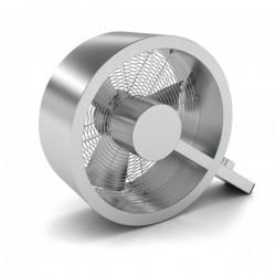 Stadler Form Wentylator Q srebrny