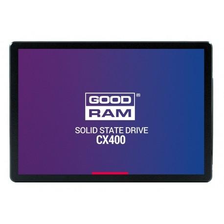 GOODRAM Dysk SSD CX400 512GB SATA3 2,5 550/490MB/s 7mm