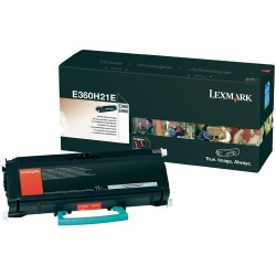 Lexmark Toner Optra E360|E460 9k E360H31E