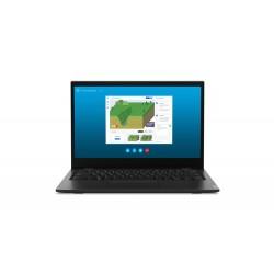 Lenovo Laptop 14w 81MQ000DPB W10Pro EDU Academic A69220C|4GB|128GB|INT|14.0 FHD|Black|1YR CI