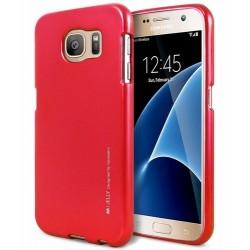 Mercury Etui IJelly Samsung A105 A10 czerwone