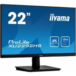 IIYAMA Monitor 21,5 XU2292HS IPS HDMI VGA DP SLIM