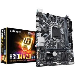 Gigabyte Płyta główna H310M A 2.0 s1151 2DDR4 DP|HDMI|USB3|M.2 UATX
