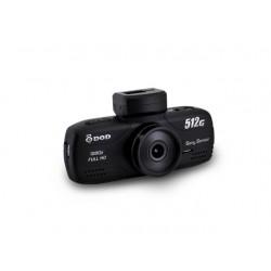 DOD Kamera samochodowa (wideorejestrator) 1080p Full HD 512G f|1.6