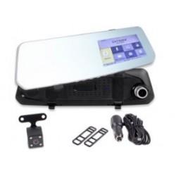 OVERMAX Rejestrator kamera lusterko dotykowy ekran MIRROR 2.0