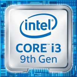 Intel Procesor Core i39100F BOX 3,6GHz LGA1151