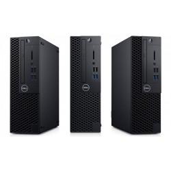 Dell Komputer Optiplex 3070 SFF W10Pro i39100|8GB|256GB SSD|Intel UHD 630|DVD RW|KB216 & MS116|3Y NBD