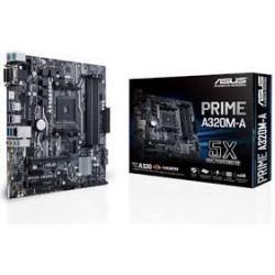 Asus Płyta główna PRIME A320MA AM4 4DDR4 USB3|HDMI|DVI|DSUB mATX
