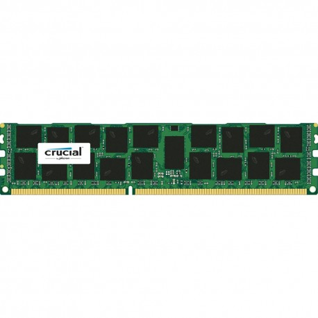 Crucial DDR3L 16GB|1600 DRx4 RDIMM 240p
