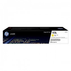 HP oryginalny toner W2072A, yellow, 700s, HP 117A, HP Color Laser 150, MFP 178, MFP 179