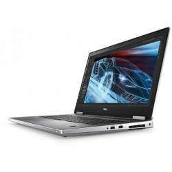 Dell Precision M7740 Win10Pro i79850H|256GB|1TB|32GB|RTX3000|17.3FHD|97WH|KBBacklit|3Y PS|3Y KYHD|3Y ADP