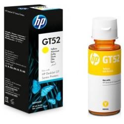 HP Inc. Tusz GT52 Żółty M0H56AE