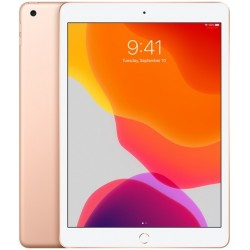 Apple iPad 10.2inch WiFi 128GB  Gold