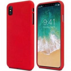 Mercury Etui SOFT iPhone 11 czerwony