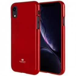 Mercury Etui JELLY Case iPhone 11 Pro Max czerwony