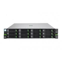 Fujitsu Serwer RX2520M5 1x4214 1x32GB EP420i 2x1Gb DVDRW 2x450W 3YOS           VFYR2525SX080PL
