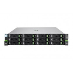 Fujitsu Serwer RX2520M5 1x4216 1x32GB EP420i 4x1Gb DVDRW 2x450W 3YOS           VFYR2525SX120PL