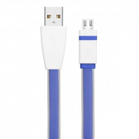 TB Kabel USBMicro USB 2m. niebieski