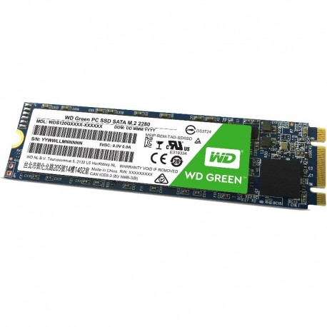 Western Digital WD Green SSD 240 GB M.2 2280 WDS240G1G0B