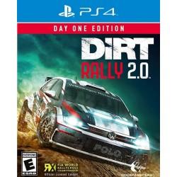 KOCH Gra PS4 Dirt Rally 2.0 Day One